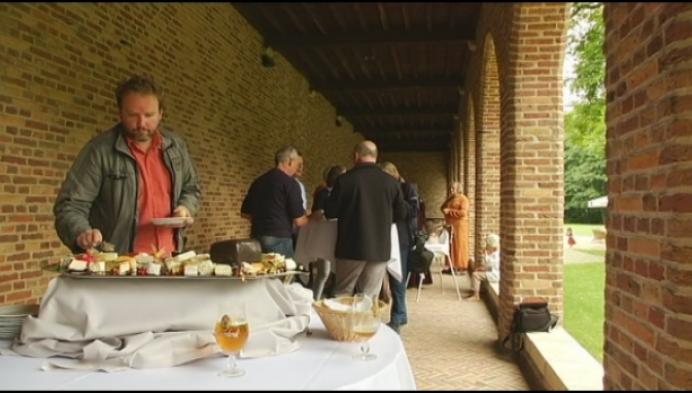 Opnieuw kaasfeesten in priorij Corsendonk