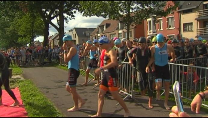 Ruben Geys wint 4de keer triatlon in Rijkevorsel