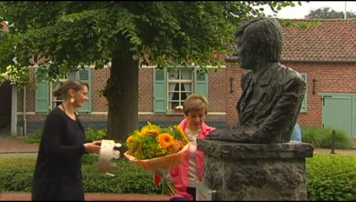 Zus Connie herdenkt Louis Neefs op 80e verjaardag