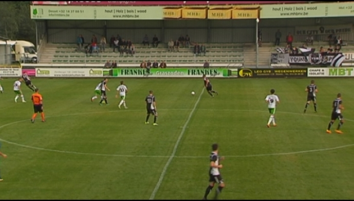 Dessel bekert verder na strafschoppen tegen Racing Club Gent