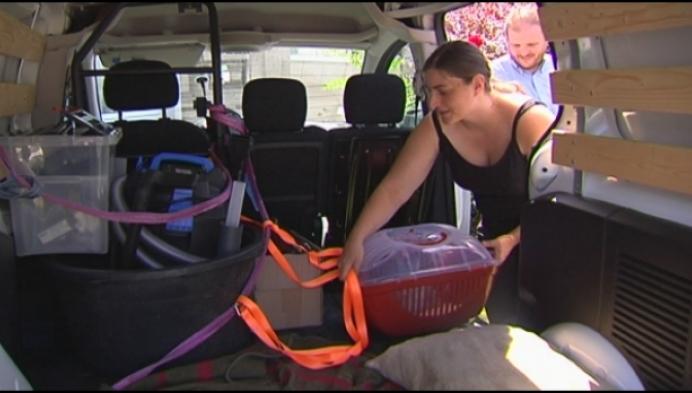 Gloednieuwe taxidienst voor dieren in regio Duffel