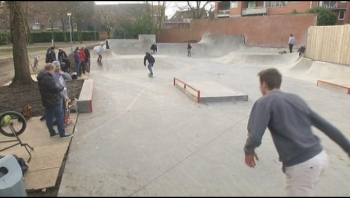 Skatepark krijgt reglement na wrevel tussen skaters