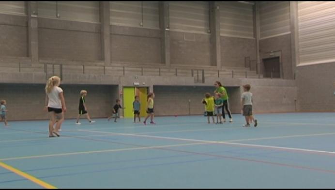 Lils sportcomplex Balsakker helemaal klaar