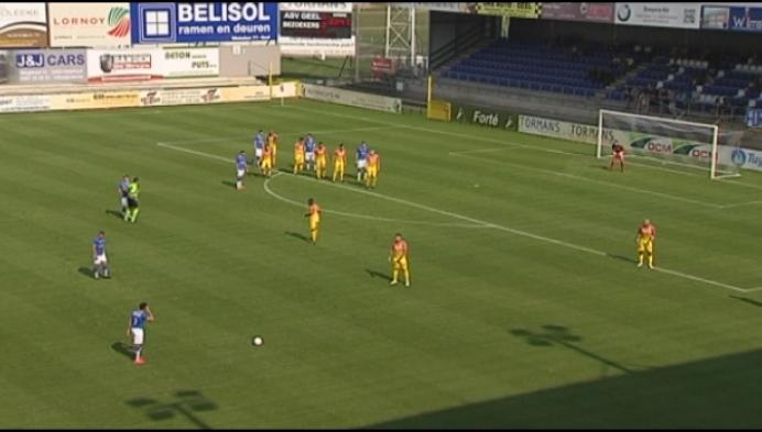 Geel bekert verder na 3-0 winst tegen Duffel