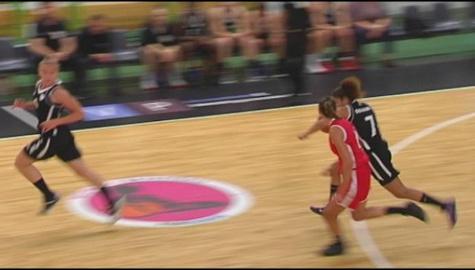 Katelijne wint makkelijk van Namen in vrouwenbasket