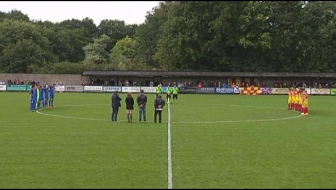 Vosselaar speelt 0-0 gelijk tegen 10 Duffelaars