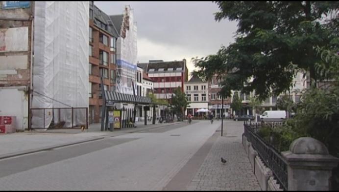 Geen lege cafés meer op Turnhoutse Grote Markt