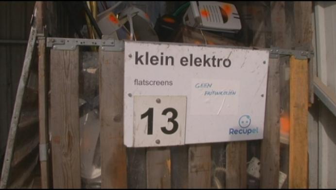 Inbrekers vinden vlot de weg naar containerpark