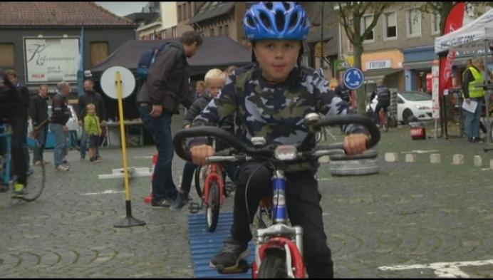 Bornem springt op de fiets