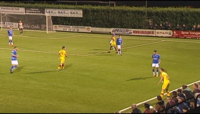 Oosterzonen verslaat Geel met 3-0