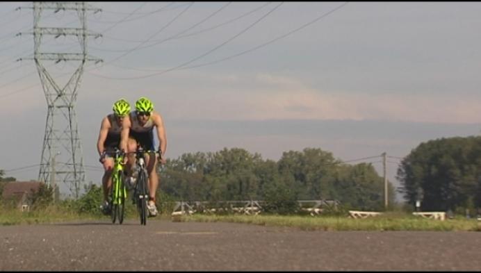 Streekgenoten doen het goed in Mechelse triatlon
