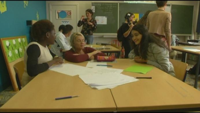 Onthaalkoffers voor anderstalige leerlingen