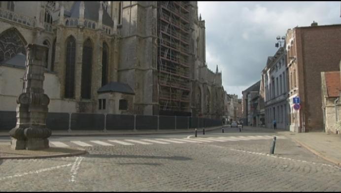 Proefopstelling Sint-Gummarusstraat niet behouden