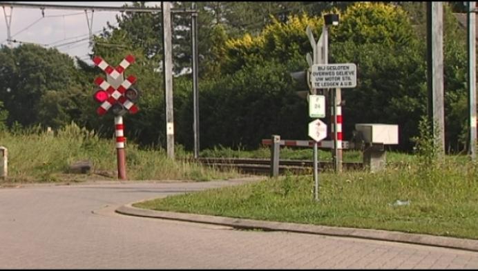 Opnieuw werken aan spoorwegovergang Nijlen