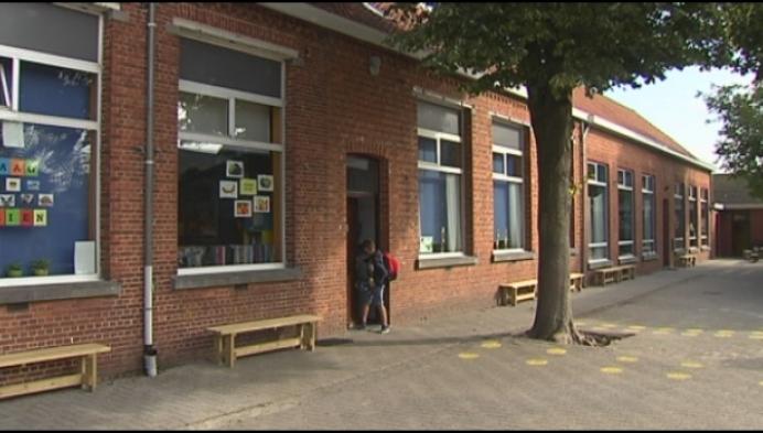 Hoogstraten test veiligheid schoolstraten