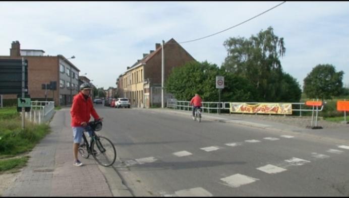Fietsostrade tussen Katelijne en Mechelen nu al dicht