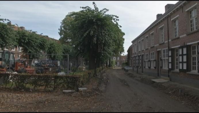 Extra parkeerdruk rond Turnhouts begijnhof door werken