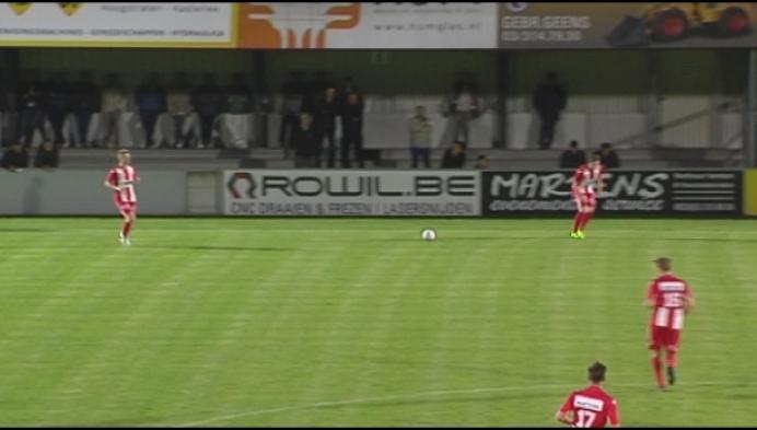 Duffel smeert Hoogstraten een 0-3 nederlaag aan