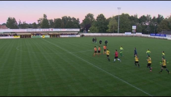 Derby tussen Sint-Lenaarts en Zwarte Leeuw eindigt op gelijkspel