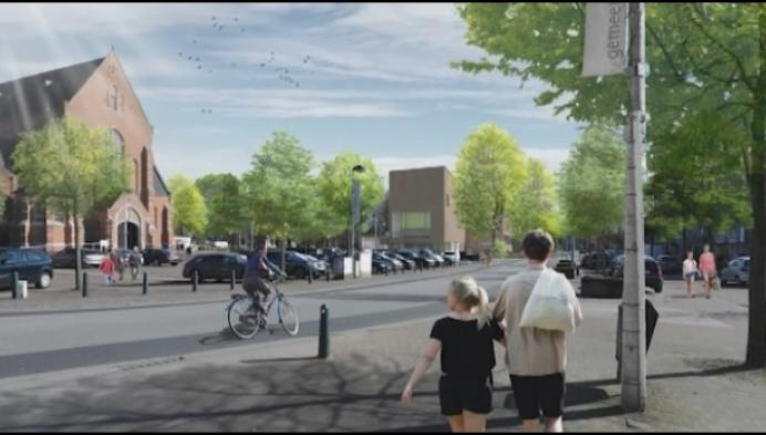 Beerse stelt plannen nieuw gemeentehuis voor