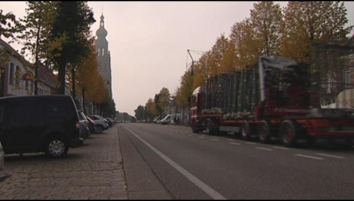 Camera's vrachtverbod worden geplaatst in Hoogstraten
