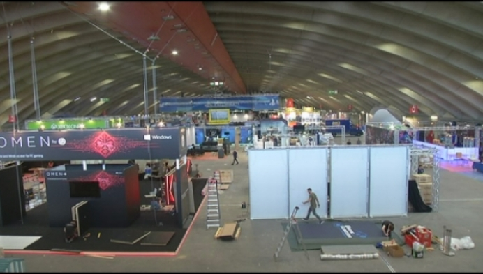 15.000 gamers verwacht in Mechelse Nekkerhal