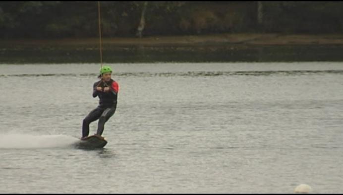 BK wakeboarding in Hoogstraten