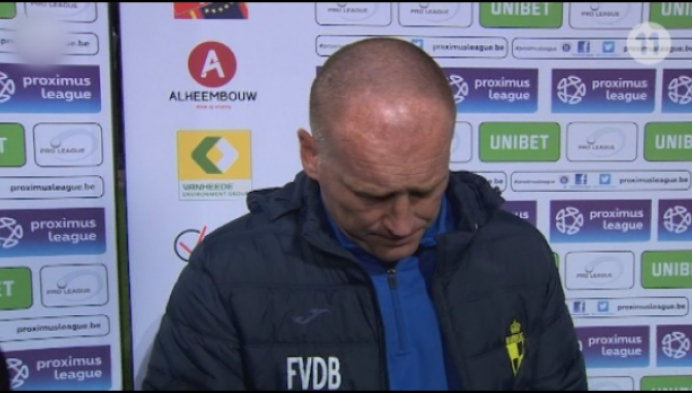 Fred Vanderbiest snoeihard in laatste interview als Liersetrainer