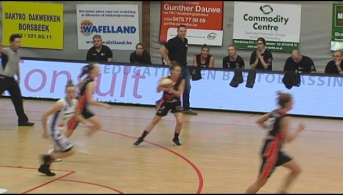 Grote verschillen in derby tussen Kangoeroes en Basket Willebroek