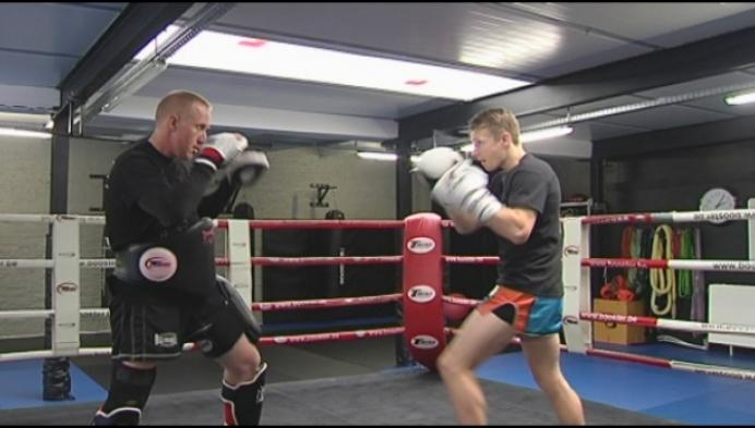 Vincent Gloris bokst in Weelde voor Europese titel