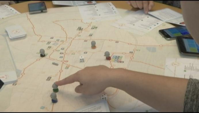 OCMW Turnhout lanceert bordspel voor kwetsbare gezinnen te informeren