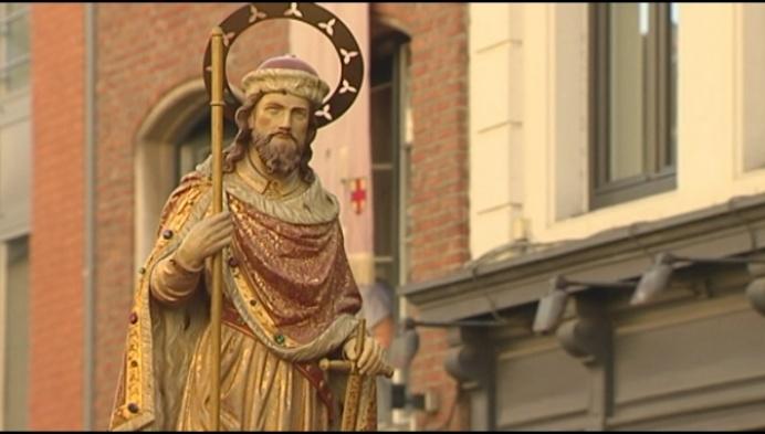 Lierenaars eren Sint-Gummarus onder stralende zon
