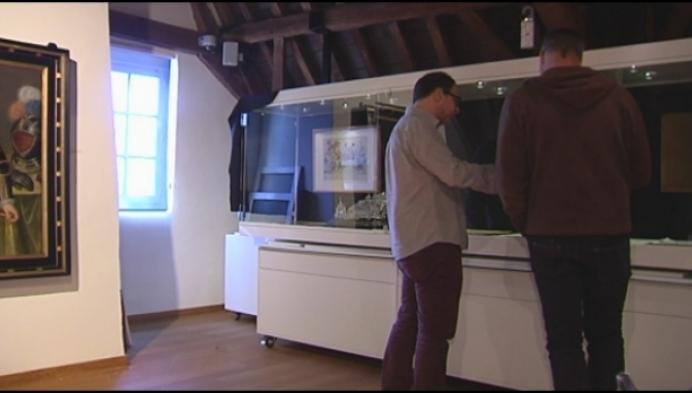 'Laarzen en Manen' in Turnhouts Taxandriamuseum