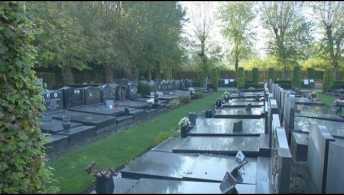 Putte weert bijtende schoonmaakproducten op kerkhof