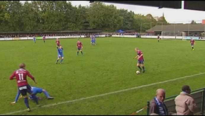 Geen winnaar in derby tussen Vosselaar en Turnhout
