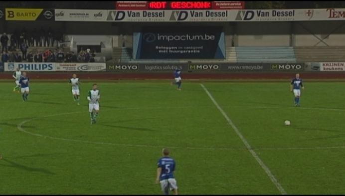 Turnhout kan niet winnen van Sporting Hasselt