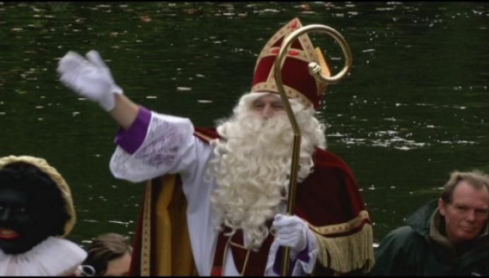 Sinterklaas en zijn pieten aangekomen in Lier