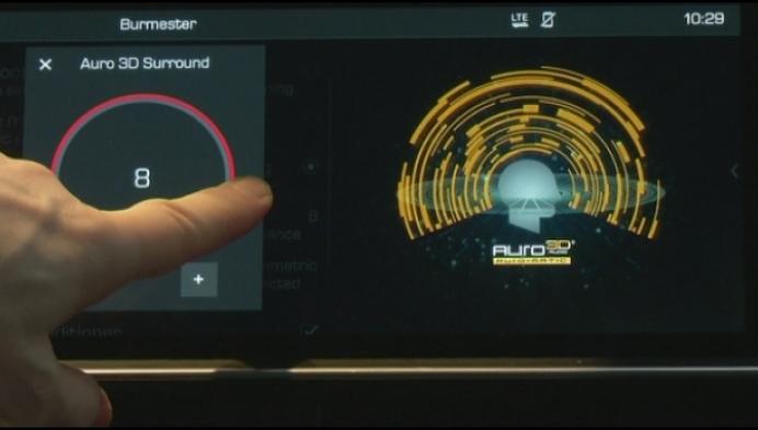 Porsche gebruikt Molse geluidstechnologie in zijn modellen