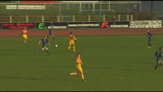 Duffel - Spouwen-Mopertingen: 1-0