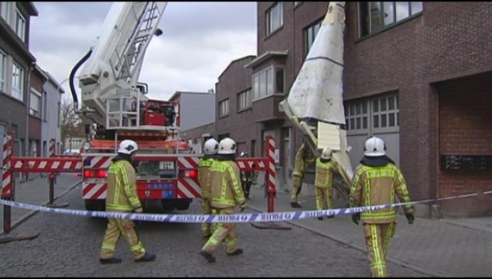 RTV rukt uit samen met de brandweer