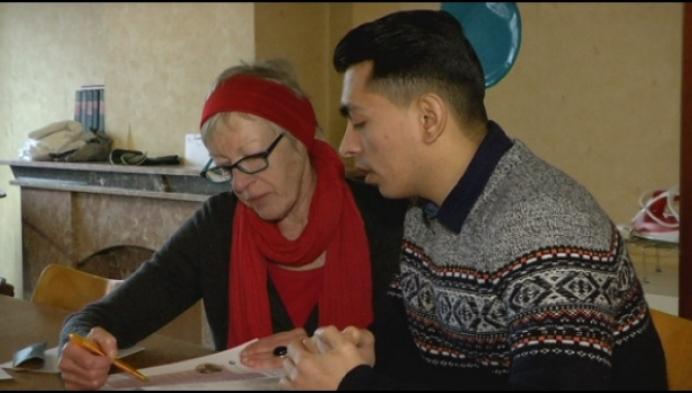 Wie steunt vluchtelingenwerkgroep Klein-Brabant?