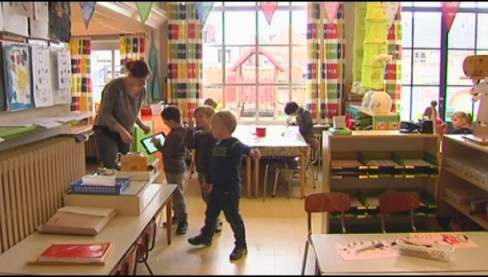 Kleuters uit Turnhout gaan minder vaak naar school
