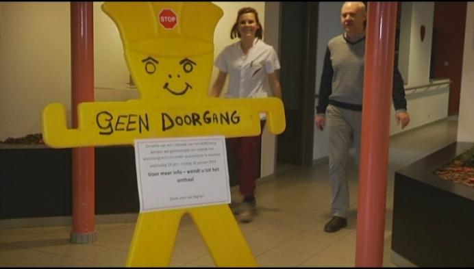 Woonzorgcentrum in quarantaine na uitbraak norovirus