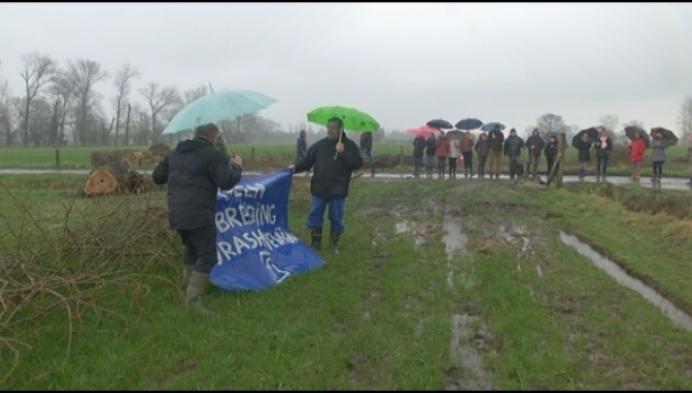 Rashoevewijk vreest nog meer water door nieuwbouw