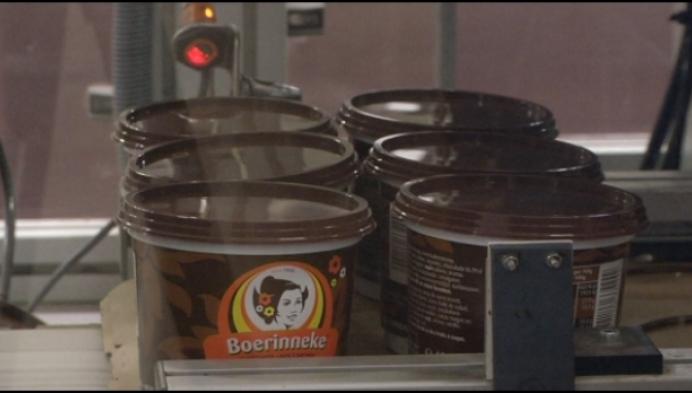 Choco van 't Boerinneke komt binnenkort uit nieuw fabrieksgebouw