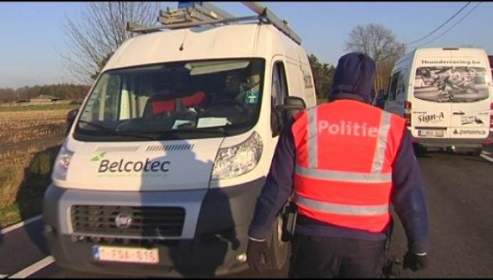 Politie Geel-Laakdal-Meerhout controleert preventief tegen inbraak