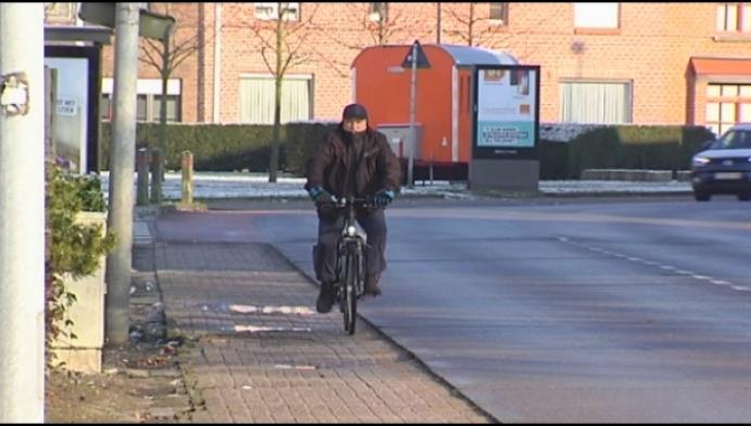 N-VA vraagt betere fietspaden in centrum Herentals