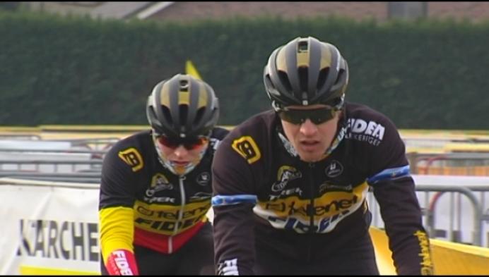 Toon en Thijs Aerts kijken uit naar crossweekend in eigen streek