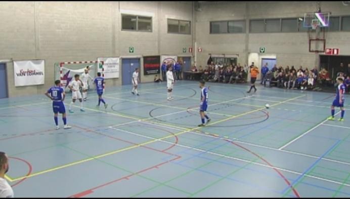 Real Noorderwijk verliest met overdreven cijfers van Antwerpen