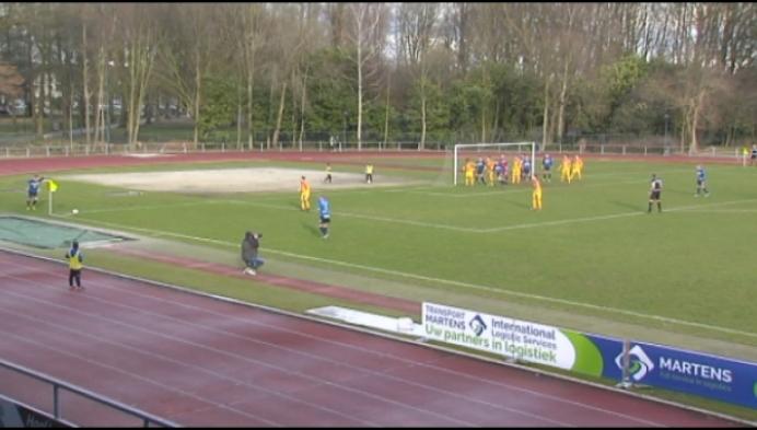 Turnhout wint met kleinste verschil van Duffel